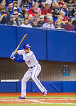 1 April 2016: Toronto Blue Jays infielder Troy Tulowitzki in action during a pre-season exhibition series against the Boston Red Sox at Olympic Stadium in Montreal, Quebec, Canada. The Red Sox defeated the Blue Jays 4-2 in the first of two MLB weekend games, which saw an attendance of 52,682 at the former home on the Montreal Expos. Mandatory Credit: Ed Wolfstein Photo *** RAW (NEF) Image File Available ***