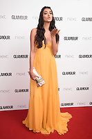 Neelam Gill<br /> arrives for the Glamour Women of the Year Awards 2016, Berkley Square, London.<br /> <br /> <br /> &copy;Ash Knotek  D3130  07/06/2016