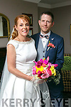 Julie Dowling and Guillaume Rizoud were married at a civil ceremony by Denis Hobson on 14th July 2017 at the Earl of Desmond with a reception after