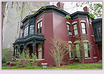 Byers-Evans House Museum, an historic landmark next to downtown Denver. From John's 5th book: &quot;Denver Colorado: A Photographic Portrait.&quot;<br />