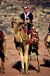 King Abdullah II of Jordan in Wadi Rum