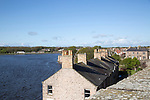 Mouth of the River Tweed, Berwick-upon-Tweed, Northumberland, England, UK