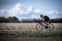 Michael Hepburn (AUS/Mitchelton Scott) tries to cross the gap to the race leaders<br /> <br /> Antwerp Port Epic 2019 <br /> One Day Race: Antwerp > Antwerp 187km<br /> <br /> ©kramon