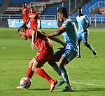 Jaguares venció como visitante 3-1 a Cortuluá. Fecha 13 Liga Águila II-2017.