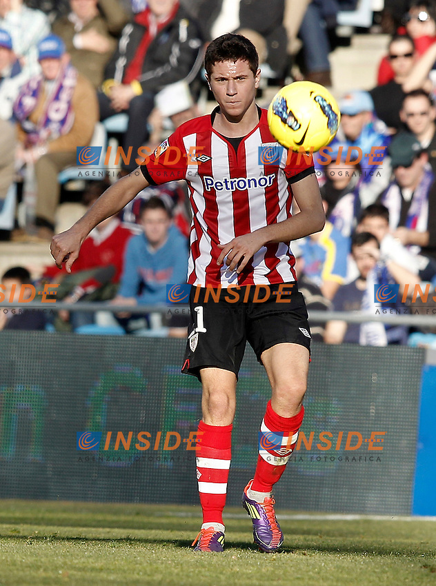 Athletic de Bilbao's Ander Herrera during La Liga Match. January 08, 2012. (ALTERPHOTOS/Alvaro Hernandez) .Foto INSIDEFOTO.ITALY ONLY