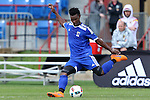 12 January 2016: Kevaughn Frater (JAM). The adidas 2016 MLS Player Combine was held on the cricket oval at Central Broward Regional Park in Lauderhill, Florida.