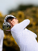 Munchin Keh. McKayson NZ Women's Golf Open, Round Two, Windross Farm Golf Course, Manukau, Auckland, New Zealand, Friday 29 September 2017.  Photo: Simon Watts/www.bwmedia.co.nz