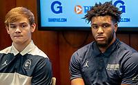 Georgetown Men's Basketball Media Day, November 03, 2019