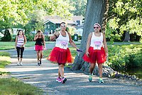 2015 Red Dress Run for Women Presented By UnitedHealthcare