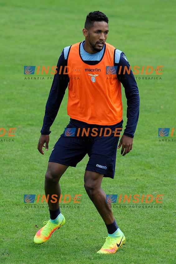 Dos Santos Wallace<br /> 06-08-2016 Marienield<br /> Allenamento Lazio <br /> SS Lazio traning day<br /> @ Marco Rosi / Fotonotizia / Insidefoto