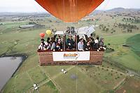 20151101 November 01 Hot Air Balloon Gold Coast
