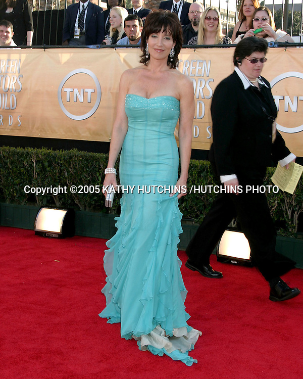 ©2005 KATHY HUTCHINS /HUTCHINS PHOTO.11TH SCREEN ACTOR'S GUILD AWARDS.SHRINE AUDITORIUM.LOS ANGELES, CA.FEBRUARY 5, 2005..KATEY SAGAL