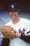UNDATED:  Rich Gossage #54 of the New York Yankees poses for a season portrait. Rich Gossage played for the New York Yankees from 1978-1983. (Photo by Rich Pilling)