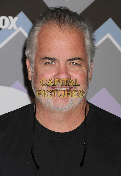 Peter O'Fallon.arriving at the 2013 TCA Winter Press Tour - FOX All-Star Party at The Langham Huntington Hotel and Spa in Pasadena, California, USA, .January 8th, 2013.   .portrait headshot beard facial hair   .CAP/ROT/TM.©Tony Michaels/Roth Stock/Capital Pictures