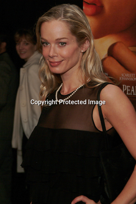 Jennifer Gareis<br />GIRL WITH A PEARL EARRING   Los Angeles Premiere<br />The Academy of Motion Pictures Arts &amp; Sciences, Samuel Goldwyn Theatre<br />Beverly Hills, CA, USA<br />Wednesday, December 10th, 2003    <br />Photo By Celebrityvibe.com/Photovibe.com