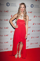NEW YORK, NY - FEBRUARY 6: Torah Bright in Nicole Miller attends The Heart Truth Red Dress Collection 2013 Fashion Show on February 6, 2013 in New York City. © Diego Corredor/MediaPunch Inc. ... /NortePhoto