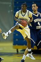 MSU Basketball scrimmage