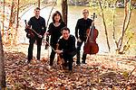 Amadeus Quartet in the Rockefeller Preserve