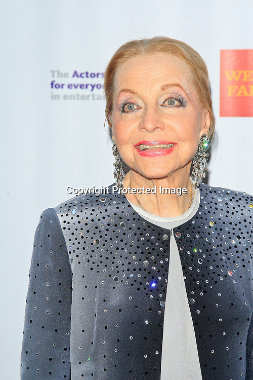LOS ANGELES - JUN 7: Anne Jeffreys at the Actors Fund's 19th Annual Tony Awards Viewing Party at the Skirball Cultural Center on June 7, 2015 in Los Angeles, CA