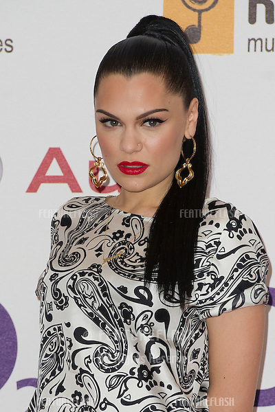 Jessie J arriving for the Silver Clef Awards, Hilton Hotel, Park Lane, London. .29/06/2012 Picture by: Simon Burchell / Featureflash
