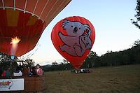 20120624 June 24 Hot Air Balloon Gold Coast