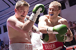 Sam Barron VS Josef Obeslo - Light Heavyweight Contest
