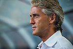 Roberto Mancini head coach of FC Internazionale Milano looks on prior to the AC Milan vs FC Internacionale as part of the International Champions Cup 2015 at the looks onnggang Stadium on July 25, 2015 in Shenzhen, China.  Photo by Aitor Alcalde / Power Sport Images