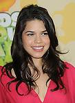 America Ferrera arriving at the 2009 Kids Choice Awards held at UCLA's Pauley Pavilion Westwood, Ca. March 28, 2009. Fitzroy Barrett
