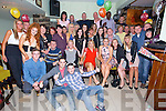 Michelle Lynch from Cluain Ard, Tralee celebrating her 40th Birthday with family and Friends at the Brogue on Saturday