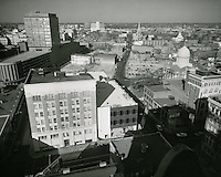 1961 November 10..Redevelopment.Downtown North (R-8)..Downtown Progress..North View from VNB Building..HAYCOX PHOTORAMIC INC..NEG# C-61-5-93.NRHA#..