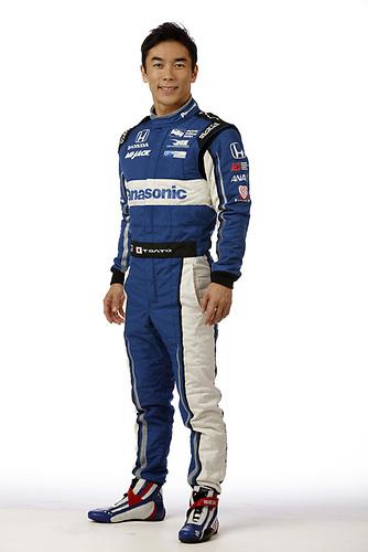 2018 IndyCar Media Day - Driver portraits<br /> Phoenix Raceway, Avondale, Arizona, USA<br /> Wednesday 7 February 2018<br /> Takuma Sato, Rahal Letterman Lanigan Racing Honda<br /> World Copyright: Michael L. Levitt<br /> LAT Images<br /> ref: Digital Image
