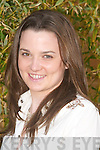 LAURA COSTELLOE - ROGER HARTY OPTICIAN.Laura is student in her.fourth year of Law & European.Studies at the University of.Limerick, and hopes to study.for a masters in French. The.22-year-old would like to work.abroad in a French speaking.country, and secure a career in.lecturing. Laura is a big fan of.Munster and Irish rugby, and.tries to get to Thormond Park.as often as she can. Her other.love is travel, and she also.enjoys yoga, swimming and.walking. She would like to.meet Michael O'Leary, and.favourite entertainers are The.Frames, Tommy Tiernan and.Damien Rice.