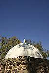 Israel, Upper Galilee, Tomb of Nabi Huda