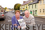 Lillian Fitzgerald and Domhall de Barra from CD Printing in Athea are looking for contributions for this years Athea Parish Journal before the deadline at the end of this month.