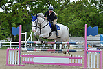 Class 3. British showjumping seniors. Brook Farm training centre. Essex. 13/05/2018. ~ MANDATORY Credit Garry Bowden/Sportinpictures - NO UNAUTHORISED USE - 07837 394578