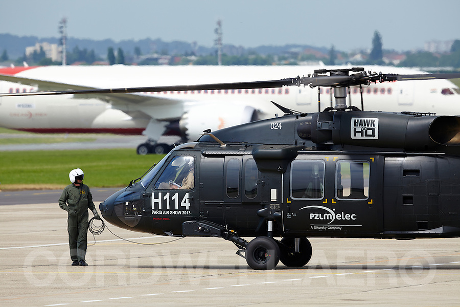 Sikorsky UH60 Black Hawk Helicopter