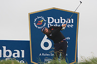 Andrew Johnston (ENG) on the 6th tee during Round 2 of the Irish Open at LaHinch Golf Club, LaHinch, Co. Clare on Friday 5th July 2019.<br /> Picture:  Thos Caffrey / Golffile<br /> <br /> All photos usage must carry mandatory copyright credit (© Golffile | Thos Caffrey)