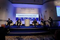interviene al  30° Convegno dei Giovani imprenditori di Confindustria a Capri 16 Ottobre 2015