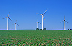 AYBR25 Onshore wind turbines West Somerton Norfolk England