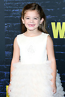 LOS ANGELES - OCT 14:  Adelynn Spoon at the HBO's Watchman Premiere Screening at the Cinerama Dome on October 14, 2019 in Los Angeles, CA