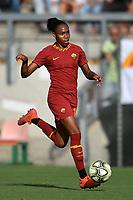 Lindsey Thomas of AS Roma <br /> Roma 8/9/2019 Stadio Tre Fontane <br /> Luisa Petrucci Trophy 2019<br /> AS Roma - Paris Saint Germain<br /> Photo Andrea Staccioli / Insidefoto