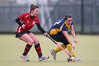 Romford HC Ladies vs Havering HC Ladies 3rd XI 16-03-13