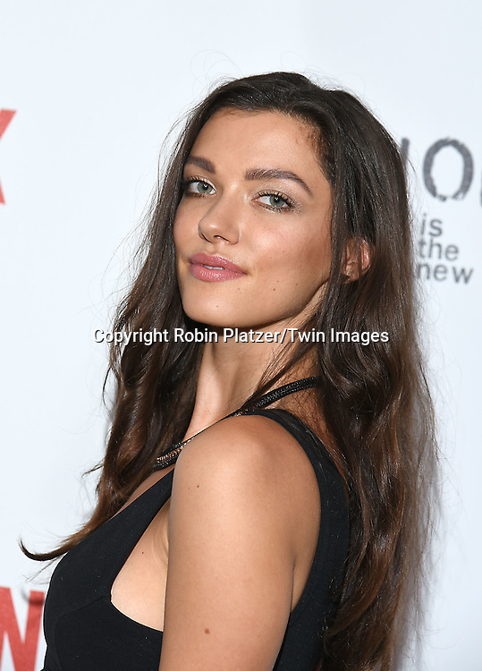 Anna Christina Schwartz attends NexFlix's &quot;Orange is the New Black&quot; 4th Season New York Premiereon June 16, 2016 at the SVA Theatre in New York City, NY, USA.<br /> <br /> photo by Robin Platzer/Twin Images<br />  <br /> phone number 212-935-0770