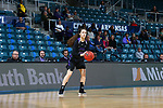 KATY - MARCH 15: Abilene Christian University v University Central Arkansas at Merrell Center in Katy on March 15, 2019 at Southland Conference Basketball Championship in Katy, Texas (Photo by Rick Yeatts)