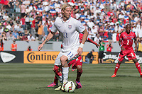 Carson, CA - Sunday, February 8, 2015 Brek Shea (11) of the USMNT. The USMNT defeated Panama 2-0 during an international friendly at the StubHub Center.