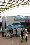 Fresh Start Wales.Cwmbran Shopping Centre.02.11.12.©Steve Pope