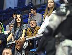 KOSARKA, BEOGRAD, 11. Nov. 2012. -  Predsednik Crvene zvezde Nebojsa Covic na tribinama. Utakmica 8. kola ABA lige izmedju Partizana i Crvene zvezde u okviru sezone 2012/2013.  Foto: Nenad Negovanovic