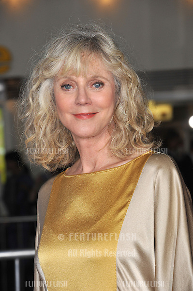"Blythe Danner at the Los Angeles premiere of her new movie ""What's Your Number?"" at the Regency Village Theatre, Westwood..September 19, 2011  Los Angeles, CA.Picture: Paul Smith / Featureflash"