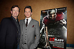 Dylan Baker & Mark Hapka (Days) stars in 23 Blast and Regal Cinemas Theatre, New York City. (Photo by Sue Coflin/Max Photos)