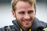 Picture by Alex Whitehead/SWpix.com - 27/05/2015 - Cricket - 2nd Investec Test: England v New Zealand - Headingley Cricket Ground, Leeds, England - New Zealand's Kane Williamson during a practice session.